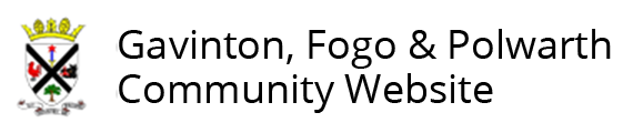 Gavinton, Fogo and Polwarth Community Website Logo