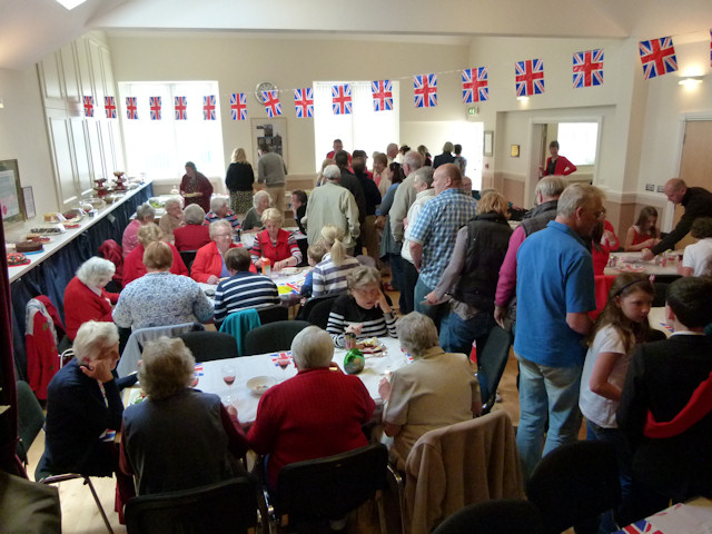 Diamond Jubilee Lunch