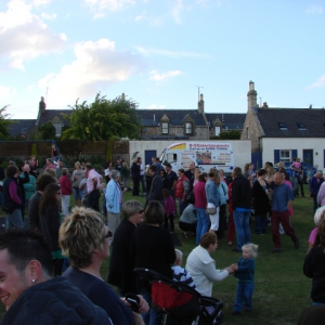 Family Funday to Welcome the Duns Reiver 2010