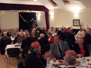 Senior Citizens' Christmas Meal 2010