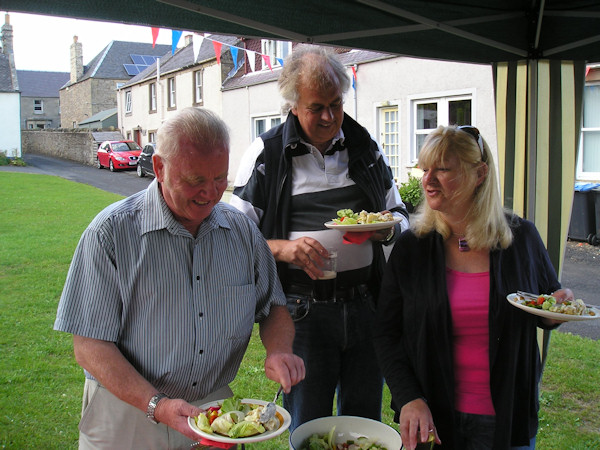 BBQ for Prince George 27th July 2013
