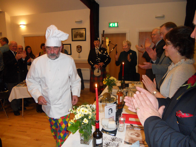 Burns Night 2013