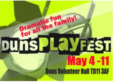 DunsPlayFest, Duns Volunteer Hall